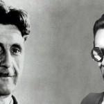 """Huxley do Orwella: """"1984"""" poprzedza """"Nowy Wspaniały Świat"""""""