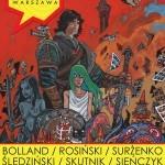 Trzecia edycja festiwalu Komiksowa Warszawa