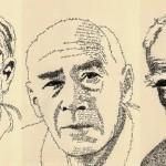 Portrety pisarzy z ich własnych słów
