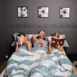 Nie czytasz? Nie idziesz z Booklipsem do łóżka!