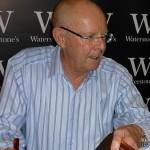 Wilbur Smith nie będzie już pisał wszystkich książek samemu?