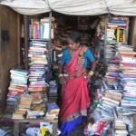 Sprzedawczyni książek, która nie potrafi czytać