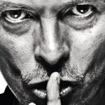 Bowie zza szyby
