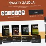 "Kup e-booki Janusza A. Zajdla za ""co łaska"""