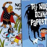 4 komiksy współczesnych polskich autorów, od których twoje dziecko może zacząć przygodę z czytaniem