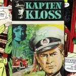 """Oryginalny projekt okładki komiksu """"Kapitan Kloss"""" sprzedany za ponad 17 tysięcy zł"""