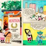 Oryginalne plansze komiksowe do Tytusa, Romka i A?Tomka po raz pierwszy idą pod młotek