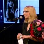 Małgorzata Rejmer laureatką Nagrody Literackiej dla Autorki Gryfia