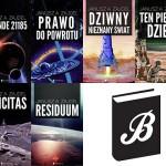 Niepublikowane wersje opowiadań oraz konspekty nienapisanych powieści Janusza Zajdla w nowym pakiecie BookRage