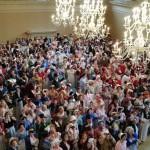 Fani Jane Austen pobili rekord świata w ilości osób przebranych w stroje regencyjne