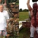Grisham, Martin, Witkowski, Ćwiek i Jadowska ? kolejni pisarze dołączają do Ice Bucket Challenge