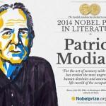 Patrick Modiano laureatem Literackiej Nagrody Nobla 2014