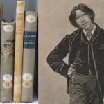 Biblioteka Narodowa w Holandii odkryła w swoich zbiorach książki należące niegdyś do Oscara Wilde?a