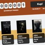 """Pięć e-książek Adama Wiśniewskiego-Snerga w pakiecie BookRage za """"co łaska"""""""