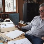 Biurka popularnych współczesnych pisarzy
