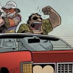 """Ukaże się komiksowa adaptacja """"Lęku i odrazy w Las Vegas"""" Thompsona!"""