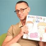 """Chuck Palahniuk czyta """"Podziemny krąg"""" w wersji dla dzieci"""