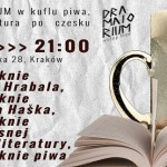 """""""Dramatorium"""" w kuflu piwa, czyli literatura po czesku w Krakowie"""