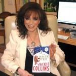 Zmarła bestsellerowa pisarka Jackie Collins