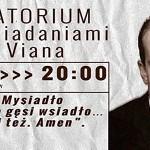 """Dzisiaj w Krakowie """"Dramatorium"""" z opowiadaniami Borisa Viana"""