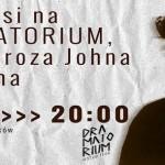 "Beatlesi na ""Dramatorium"", czyli proza Johna Lennona w krakowskim Teatrze Barakah"