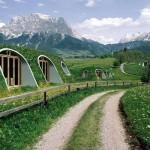 Firma oferuje domki hobbitów. Postawisz w 5 dni i możesz mieszkać!