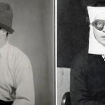 Awangardowe portrety znanych pisarzy autorstwa Mana Raya