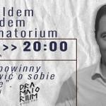 Twórczość Leopolda Tyrmanda w czwartek w krakowskim Teatrze Barakah