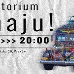 "Literatura ""na haju"" dzisiaj w krakowskim Teatrze Barakah"