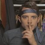 """Elijah Wood zagra w amerykańskiej ekranizacji """"Dirka Gently?ego"""" Douglasa Adamsa"""