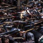 Fani Tolkiena zainscenizowali w czeskim lesie Bitwę Pięciu Armii