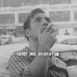 """Jack Kerouac narysował szkic okładki """"W drodze"""", który nie został nigdy wykorzystany"""