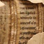 Dzięki promieniom RTG odkryto treść średniowiecznych rękopisów używanych przed stuleciami do oprawy książek
