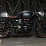 Skonstruowali motocykl w hołdzie Hunterowi S. Thompsonowi