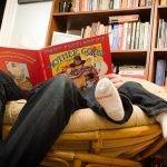 Jedna trzecia rodziców nie czyta dzieciom strasznych historii. A powinni