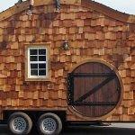 """Zbudowali domek na kółkach dla fana """"Hobbita"""""""