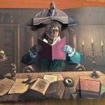"""""""Kruk"""" Edgara Allana Poego doczekał się wydania w formie książki rozkładanki"""