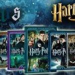 """Konkurs z """"Harrym Potterem"""" z okazji wznowienia filmów na Blu-ray i DVD! [ZAKOŃCZONY]"""