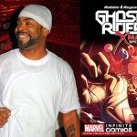 """Method Man scenarzystą świątecznego wydania komiksu """"Ghost Rider"""""""