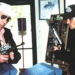 Johnny Depp wydał ponad 3 miliony dolarów, aby wystrzelić w powietrze z armaty prochy Huntera S. Thompsona