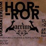 Literacki horror w krakowskim Teatrze Barakah