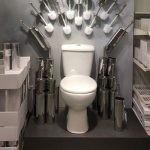 Żelazny Tron z muszli klozetowej i szczotek do WC – sklep IKEA zaaranżował ekspozycję nawiązującą do sagi George'a R.R. Martina