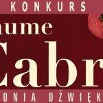 """Wygraj egzemplarze """"Agonii dźwięków"""" Jaume Cabrégo! [ZAKOŃCZONY]"""