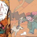 """""""Bajka na końcu świata"""" Marcina Podolca, czyli jak zrobić postapokaliptyczny komiks dla dzieci"""