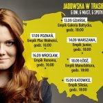 Aneta Jadowska rusza w trasę 666! 6 dni, 6 miast, 6 spotkań!