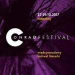 Znamy pełny program Festiwalu Conrada 2017