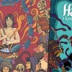 """""""Hasib i królowa węży"""" ? komiksowa adaptacja baśni z """"Księgi tysiąca i jednej nocy"""" w wykonaniu autora """"Rycerzy świętego Wita"""""""