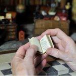 """""""Orlando"""" Virginii Woolf zainspirowane niewydaną dotąd miniaturową książką z królewskiego domku dla lalek?"""