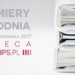 23-29 października 2017 ? najciekawsze premiery tygodnia poleca Booklips.pl