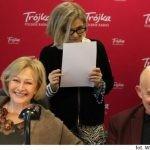 Barszczewska i Ferency czytają listy Szymborskiej i Herberta w radiowej Trójce. Premiera książki z korespondencją poetów już 18 kwietnia